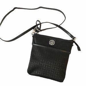 TOMMY HILFIGER Bag Crossbody Monaghan Black Small